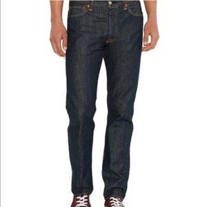 NWT Levi's 511 slim fit jeans dark wash